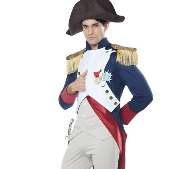French Emperor Adult Costume Napoleon